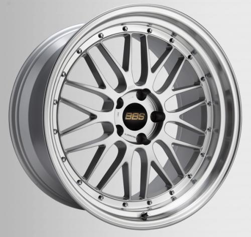 LM - Brilliant Silver