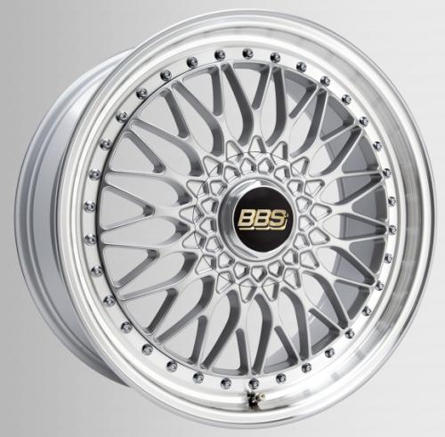 Super RS - Parlak Gümüş