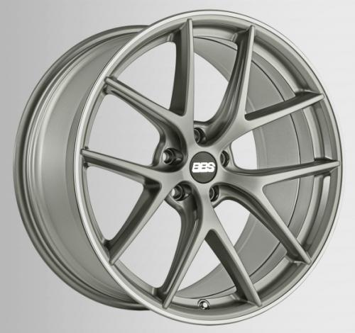 CI-R - Platinum Silver