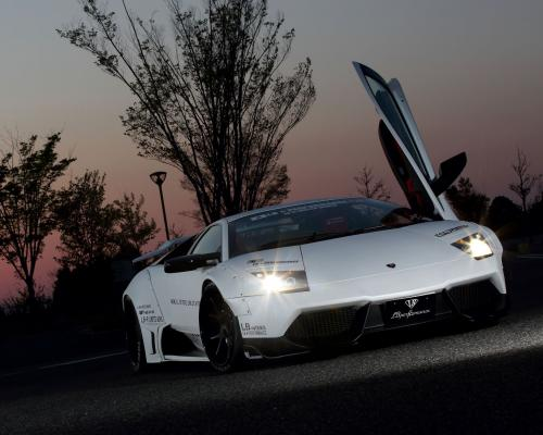 LB*Works Lamborghini Murcielago
