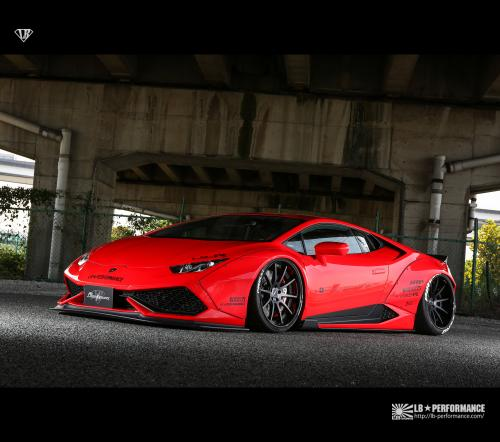 LB*Works Lamborghini Huracan