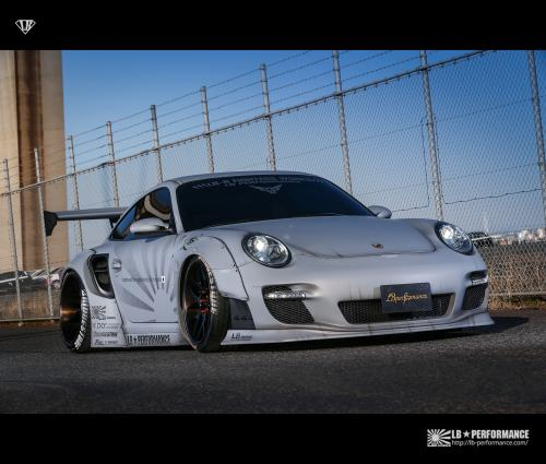 LB*Works Porsche 997 911