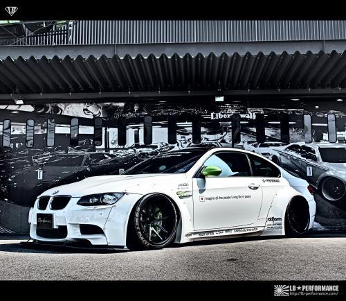 LB*Works BMW M3