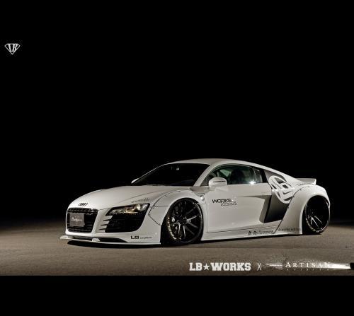 LB*Works Audi R8